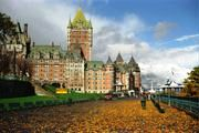 Chateau Frontenac, Quebec City, 1964