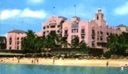 Royal Hawaiin Hotel, Honolulu